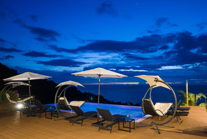 THE DREAMING VIEW VILLA - KOH PHANGAN
