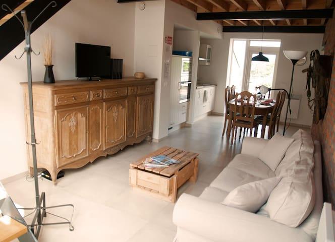 Les Traits de Romerée : Le Petit Gîte.