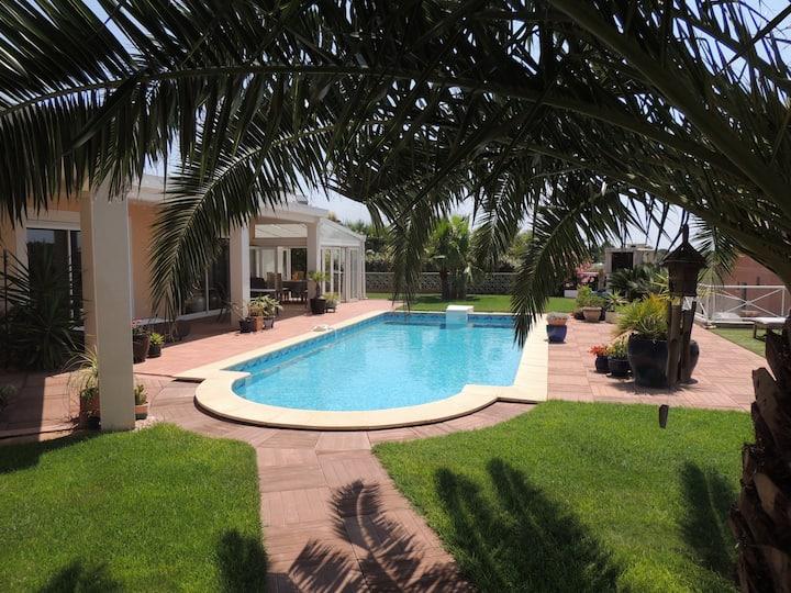 Studio Villa Teranga logement complet avec piscine