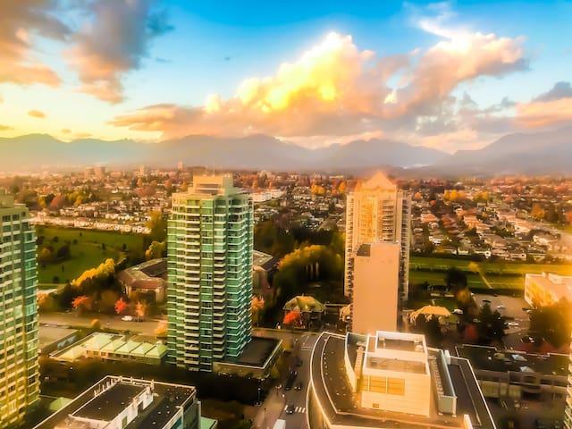 Vancouver Multi-unit building