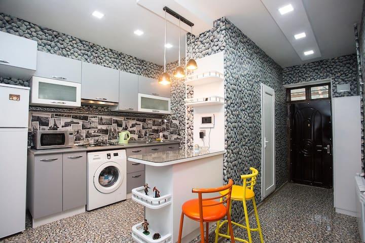 Pasifico Apartment