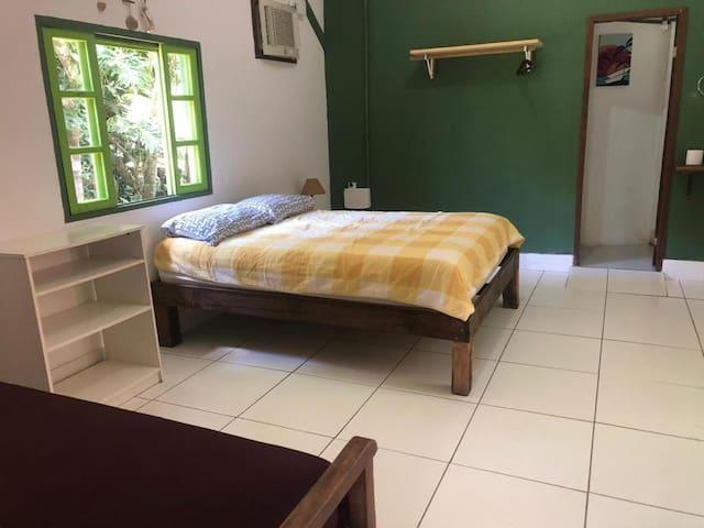 Quarto / sala estilo loft