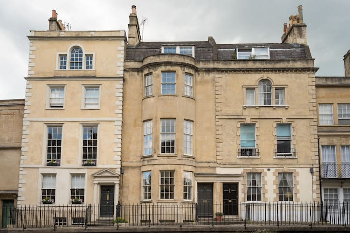 No 14.  Six bedroom Central Georgian Townhouse