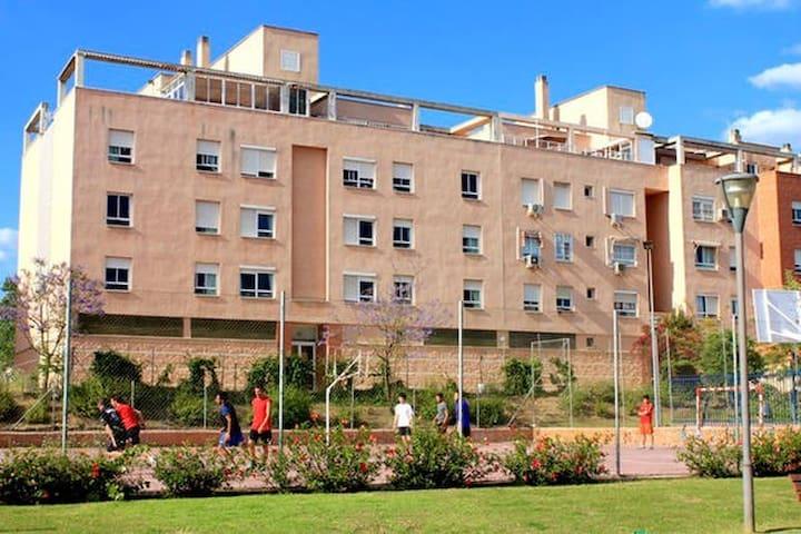Apartamento económico por semanas 2 - Málaga - Apartamento