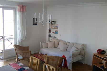 Grand appartement familial proche de Paris - Sèvres - Apartment