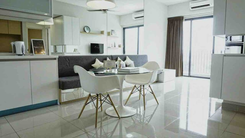 Premium Entire Unit@Batu Caves 2-6pax/ KTM nearby