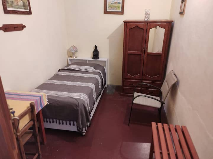 habitación Orquidia
