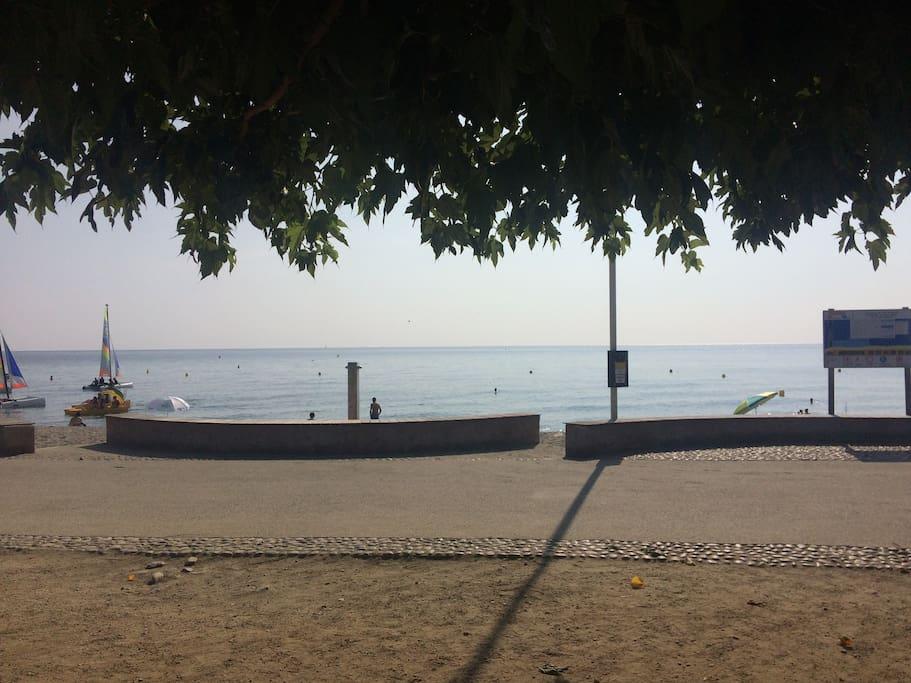 plage de moriani