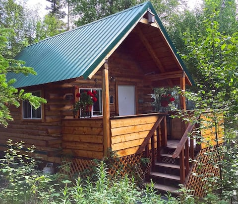 Cooper Landing Fish Camp Cabin #1