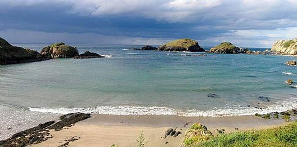Playa de Porcía.