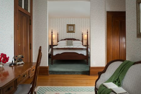 Sitting Room #15 - The Mercersburg Inn