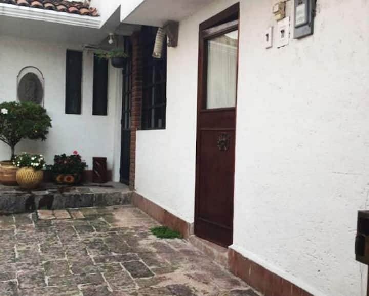 Casa Amueblada  Tlanepantla