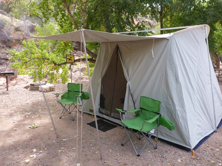 Zion Camping Rental-Tent Camping Equipment