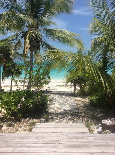 Best beach in the Bahamas.