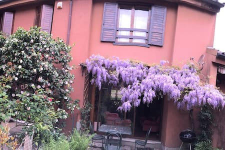 Glycine Villa 30 min from Milan - Arlate - Haus