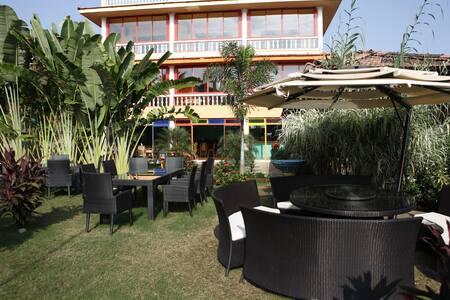 Luxurious Boutique Hotel - Leilighet