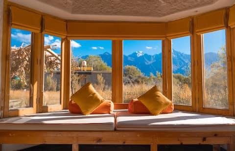 Lchang Nang Retreat, Nubra Valley, Ladakh, India