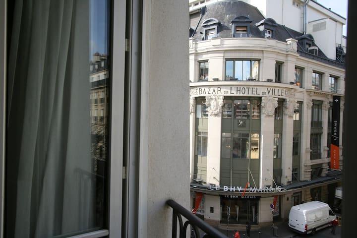 LE MARAIS PARISIAN HOME