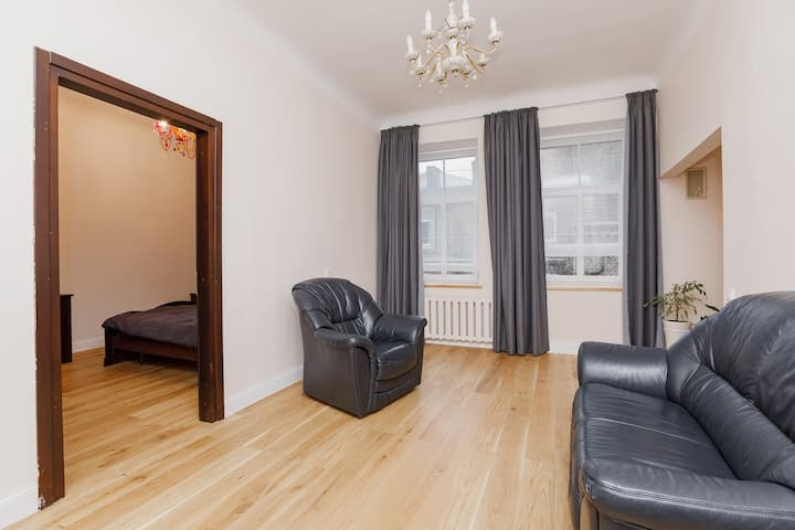 Apartment with two rooms in STABU street.