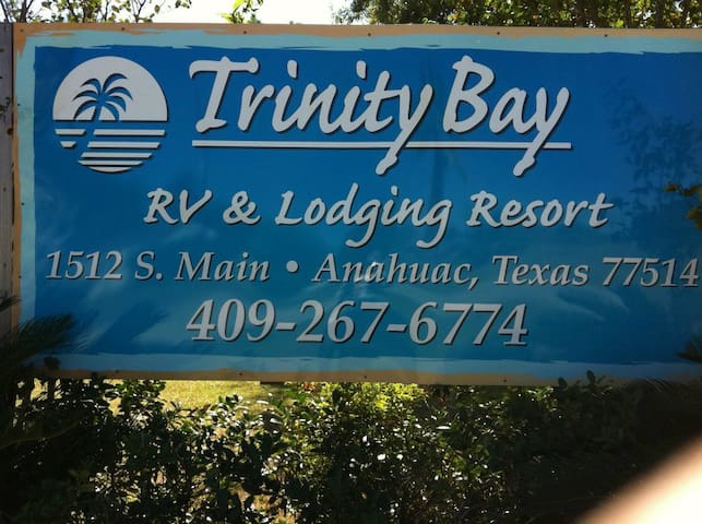 Trinity Bay RV Resort & Lodging- Anahuac Texas!