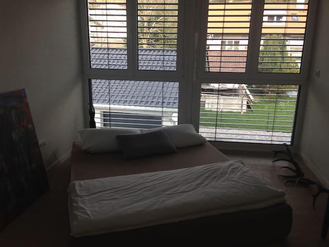 Design - Zimmer für zwei, Stadt und Berge zusammen - Bad Tölz - 公寓