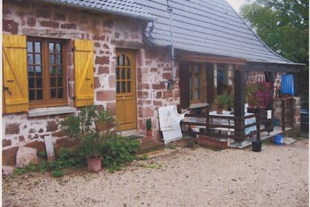 Chambre indépendante dans ferme - Villac - Rumah
