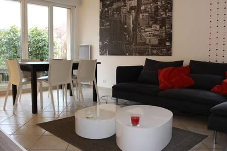 Appartement confortable (cozy, acogedor) - Saint-Gratien - Apartament