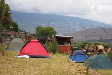 2x1 en zona de camping en Raquicamp