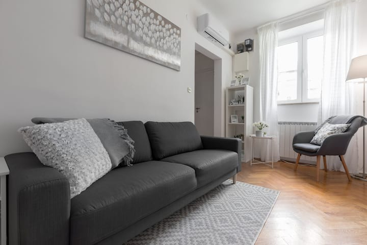 ★Cozy & Bright 2BD in❤of Downtown➜Walk Everywhere!