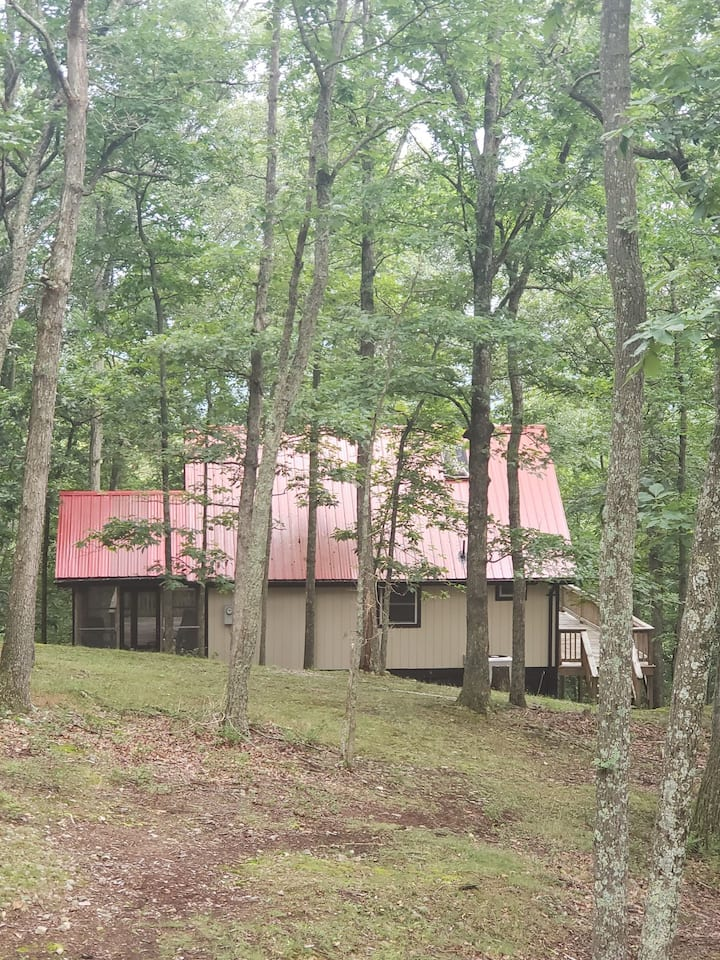Mountain Retreat, near Lost River State Park