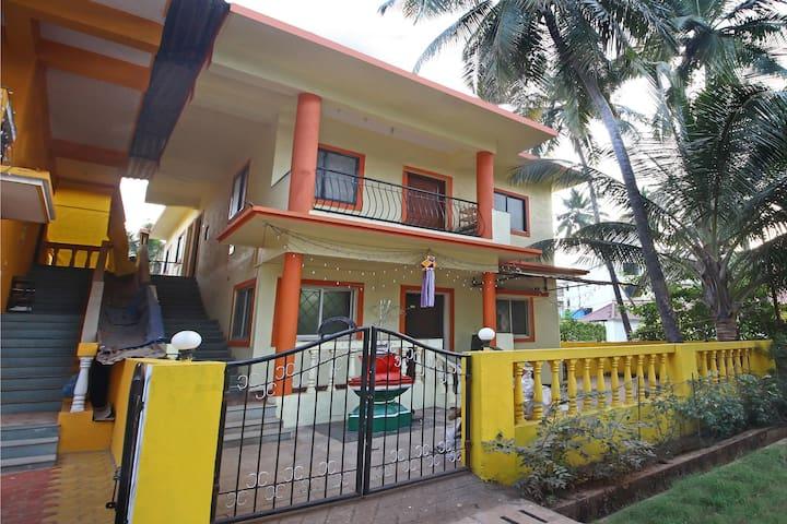 OYO- Vibrant 1BHK in Arpora, Baga Goa - Price Slashed!