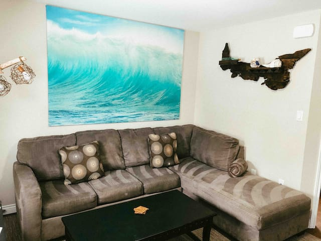 Pura Vida Beach House - Surf Break- APT - Downtown