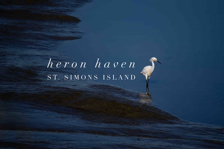 Affordable family luxury @ Heron Haven!