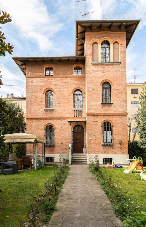 La Torretta for your relax in Bologna