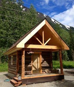 The Bear Cub Cabin - Moose Pass - Cabana