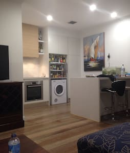 Delightful Ensuite Urban Sung - Business / Leisure - Newcastle - Pis