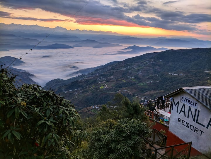 Everest view mountain resort nagarkot