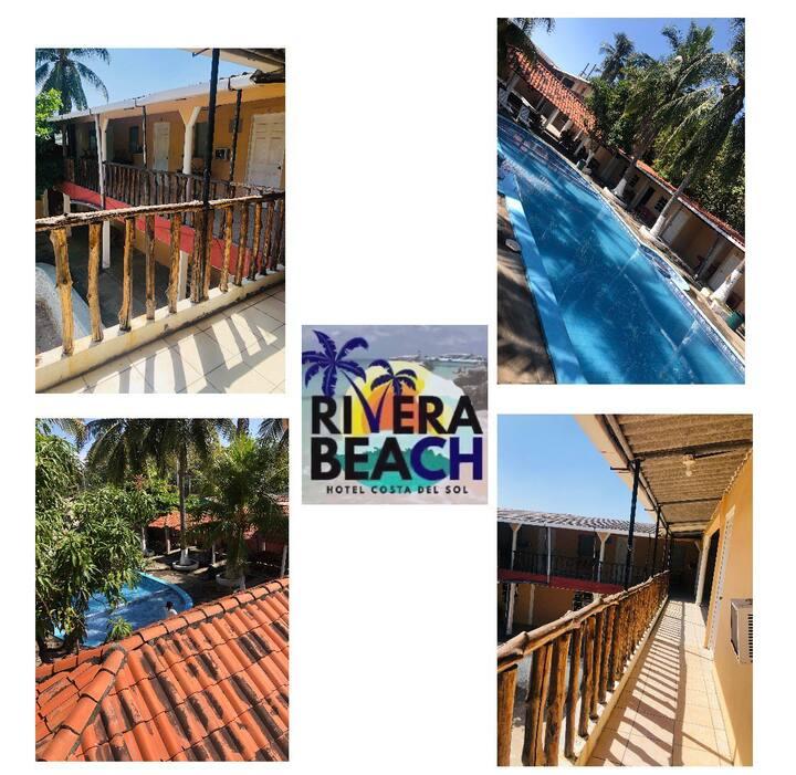Rivera Beach 🏖 costa del sol ☀️ habitaciones $55