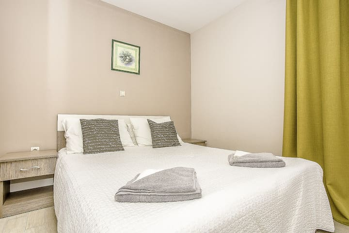 Sea view one bedroom apartment in Lumbarda - Lumbarda