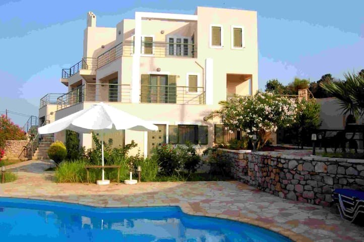 Villa Louisa - 2 level apartment - Monemvasia - Appartement