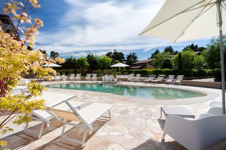 Welcoming Home in San Severino Marche with Pool