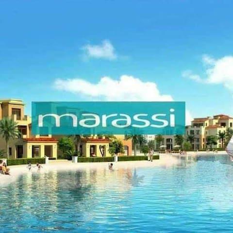 Relaxing Marassi chalet
