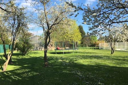 Location dans maison à la campagne - Grisy-Suisnes - Casa