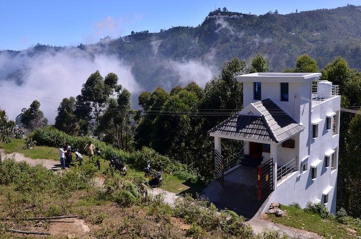 Nature at its best : JR Hilltop Residency