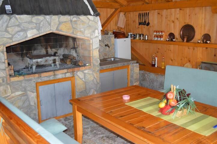 Vacation home Oaza ,Goražde, Bijele vode