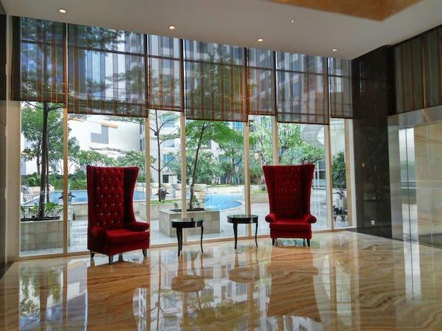 New Luxury Condo in Best CBD Location Downtown - Tebet - Apartemen