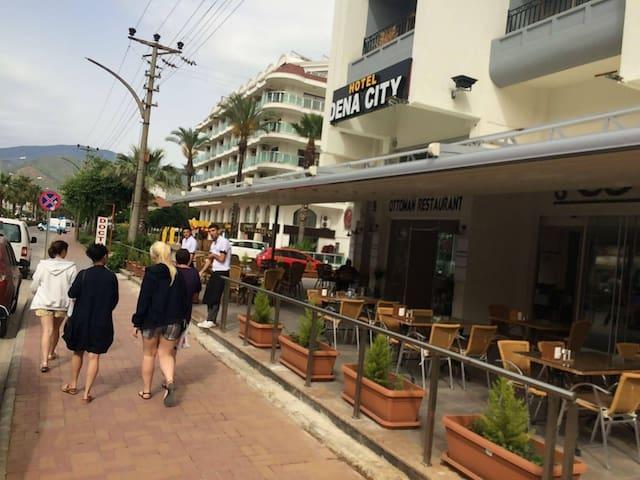 DENA CİTY HOTEL (HARiKA BİR TATİL FIRSATI)
