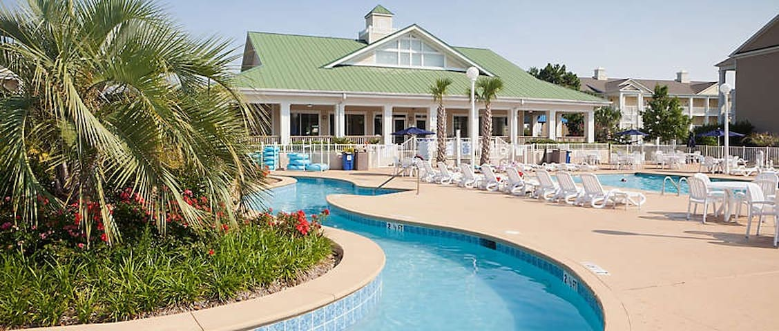ligths resort 1 bedroom suite flats for rent in myrtle beach south