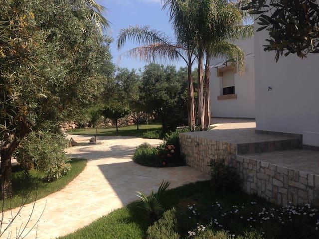 Meravigliosa villa vicino Gallipoli - Torre suda - Bed & Breakfast