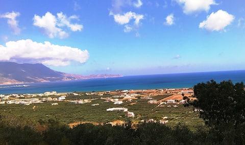 Life Breeze in Kissamos Crete, Kallergiana